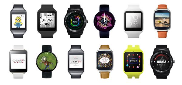 智能手表项目背景