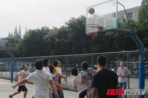 打球、聚餐、K歌一条龙的周末――成都校区安卓班活动