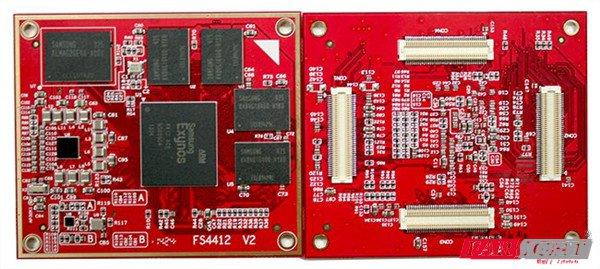 fs4412开发板