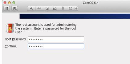 root密码设置