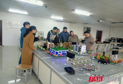 华清学院校园平面图